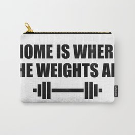 At Home Gym Carry-All Pouch