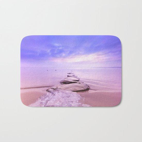 Rock the Sunset Landscape Bath Mat