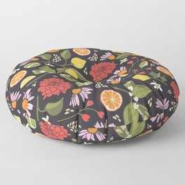 Citrus Grove Floor Pillow