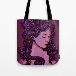A Mermaid's Hair Tote Bag
