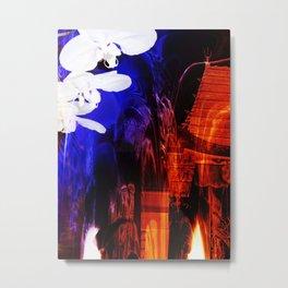 """Asia: Remixed"" Metal Print"