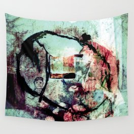 Funeral of a Brain Wall Tapestry