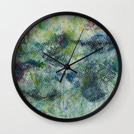 Abstract No. 452 Wall Clock