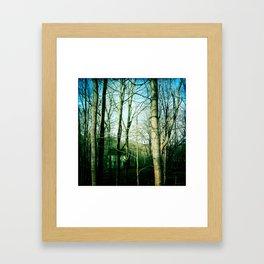 convert me. Framed Art Print