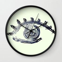 HypnotEyez Wall Clock