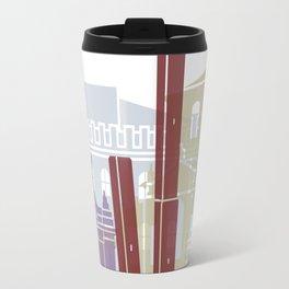 Bologna skyline poster Travel Mug