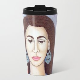 The mender of broken things - La Reparadora de Cosas Rotas Travel Mug