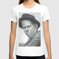 tom waits T-shirts featuring Tom Waits by Lars-Erik Robinson