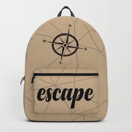 Go escape, go discover... Backpack