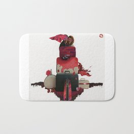 Baggage Bath Mat
