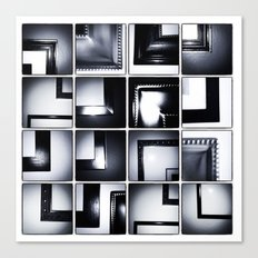 Grid #6 (Frames) Canvas Print