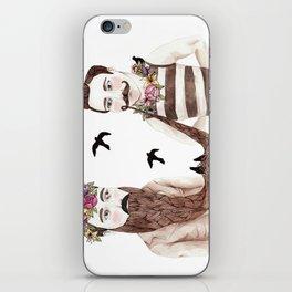 Together iPhone Skin
