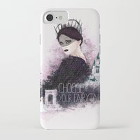 fairytale iPhone & iPod Cases featuring Fairytale by Alendro