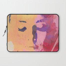 water color portrait Laptop Sleeve