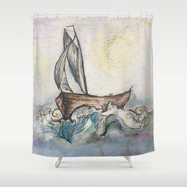 Georgetown Shower Curtain