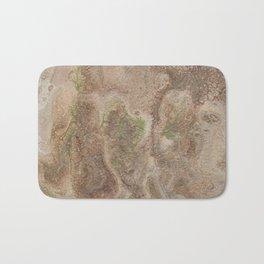 Acrylic Flow #0303 - Cafe Condescension Bath Mat