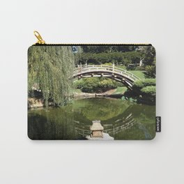 Meanwhile, in the Japanese Gardens... Carry-All Pouch