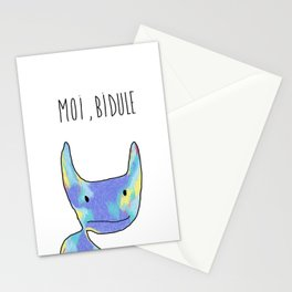 Moi, Bidule - I Stationery Cards