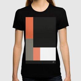Halloween 1 #midcentury #halloween #abstract #art #design #modern #composition #buyart #home #decor T-shirt