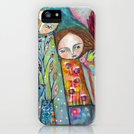 Wonderful Women iPhone Case