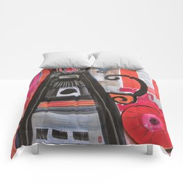 Lighthouse Palace Comforters