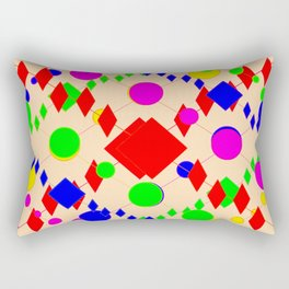 Escalation #3 Rectangular Pillow