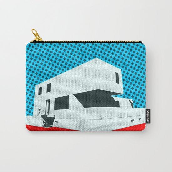 Bauhaus Meisterhaus Pop 3 Carry-All Pouch