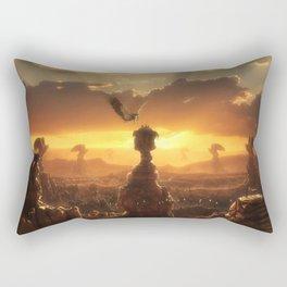 Eagle's Peak Rectangular Pillow