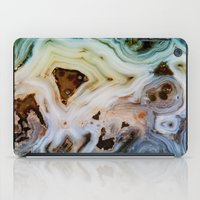 geology iPad Cases featuring THE BEAUTY OF MINERALS by Catspaws