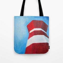 Hilton Head Island Lighthouse Tote Bag