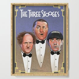 The Three Stooges Serving Tray