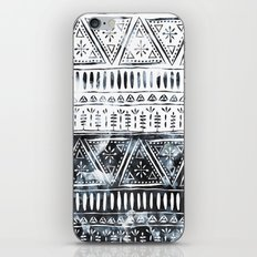 Mendhi #1 iPhone & iPod Skin