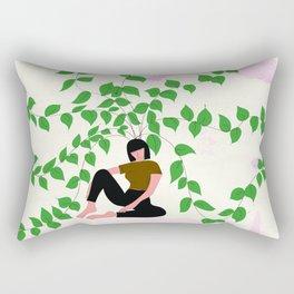 Existence Rectangular Pillow