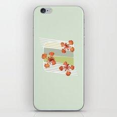 Royal Poinciana iPhone & iPod Skin
