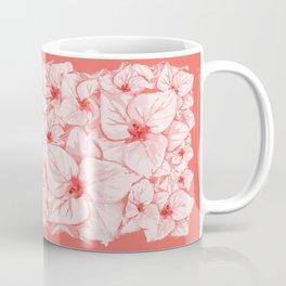 coral flower Coffee Mug