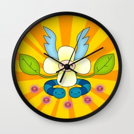 Finn's Food Chain Wall Clock