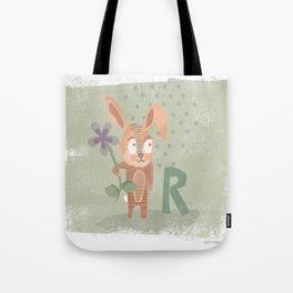 """""""R"""" Tote Bag"""