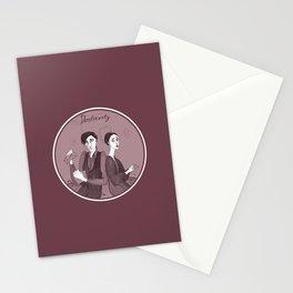 Dostoevsky Poor Folk 1846 Stationery Cards