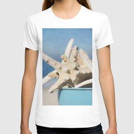 Bucket Full os Starfish T-shirt
