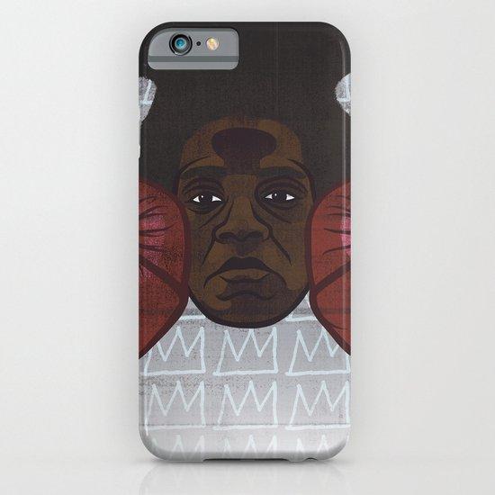 Jean-Michel Basquiat iPhone & iPod Case