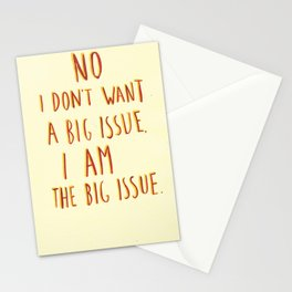 Big Issue Stationery Cards