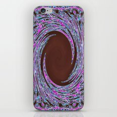 In The Pink Colorfoil Bandanna Twirl iPhone & iPod Skin