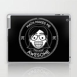 Frickin Awesome - Math Girl Laptop & iPad Skin