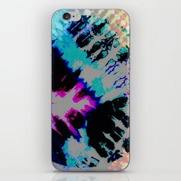 Stained World iPhone Skin