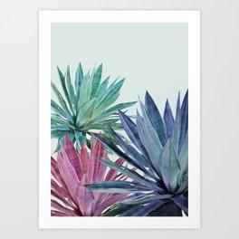 agave Art Print