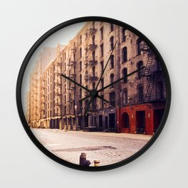 Chelsea New York City Wall Clock