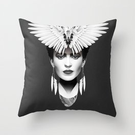 Your Darkest Everything Throw Pillow