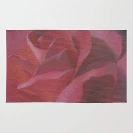 A Rosy Disposition Rug