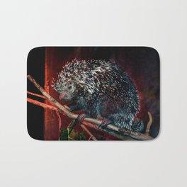 Porcupine Bath Mat