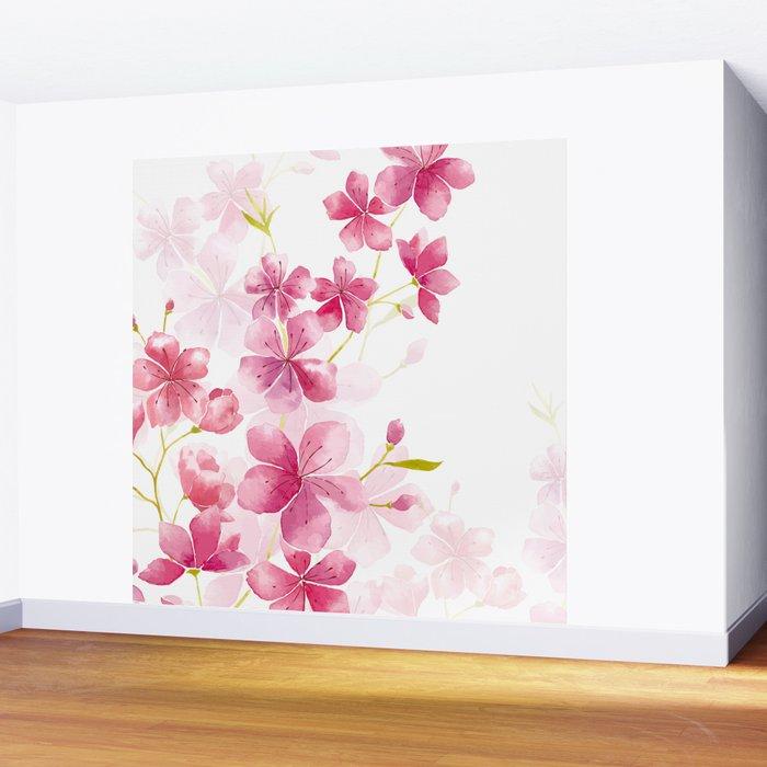 Cherry blossom Wall Mural